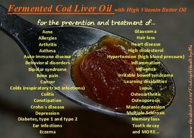 Pinterest the world s catalog of ideas for Fermented fish oil