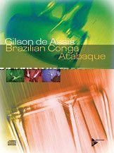 Brazilian Conga: Atabaque (Book & CD)