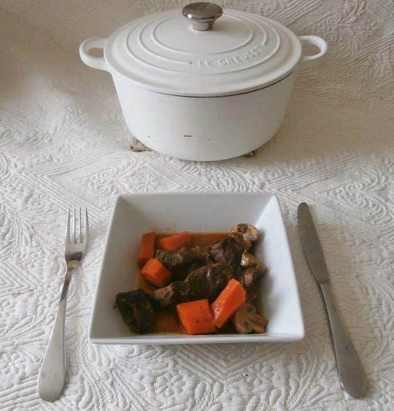My Culinary Curriculum: Boeuf braisé aux 5 épices (Braised beef with 5 spi...