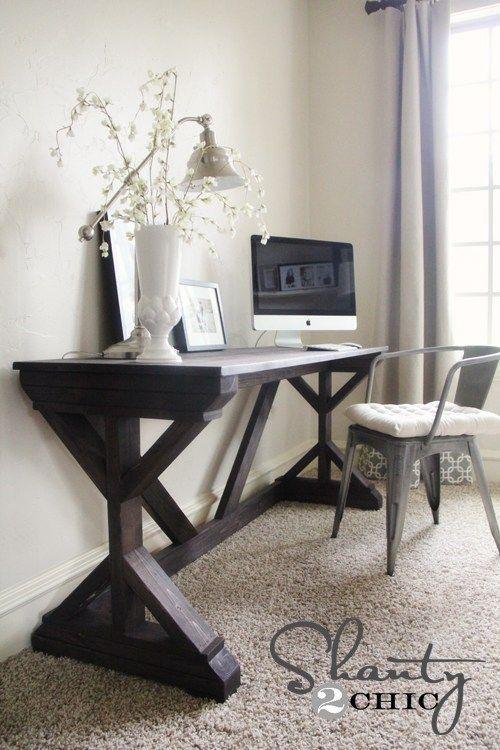 38++ Grey farmhouse desk ideas