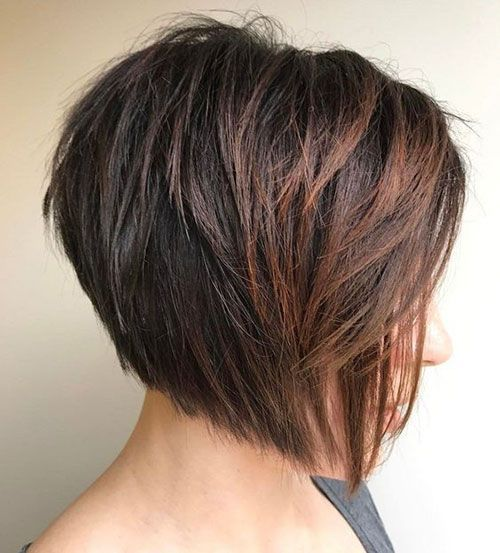 Latest Short Hairstyles For Thick Straight Hair Short Hairstyles For Thick Hair Haircut For Thick Hair Bob Hairstyles For Thick