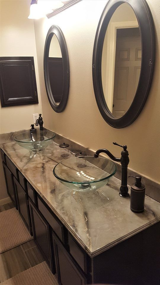 Excellent First Time Stone Coat Countertop Epoxy User Testimonial