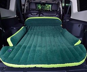 Can Two Adults Sleep On A Back Seat Car Mattress