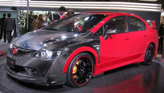 Mugen RR... with extra sexiness