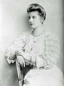 Augusta Victoria of Hohenzollern (1890 - 1966). Claimed to be Queen of Portugal after her marriage to the deposed Manuel II. They never had children.