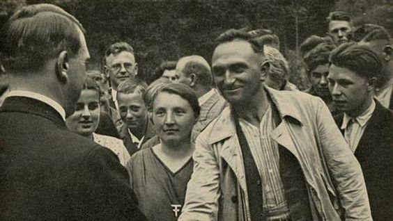 Hallaron Fotos Inéditas De Adolf Hitler
