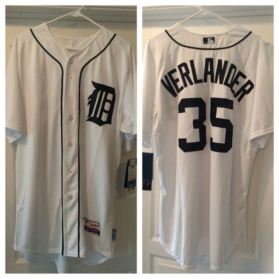 2016 Justin Verlander Authentic, 2016 MLB.com