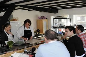 Full Day Cookery Masterclass for Two at The Smart School of Cookery