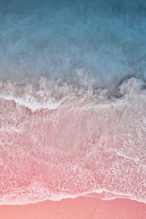 Harbour Island The Bahamas By Patrick Tomasso Pink Sand Picture Collage Wall Ocean Wallpaper Pastel pink beach wallpaper iphone