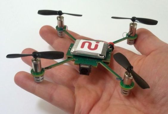 Privacy anyone ? MeCam $49 flying camera concept follows you around, streams video to your phone