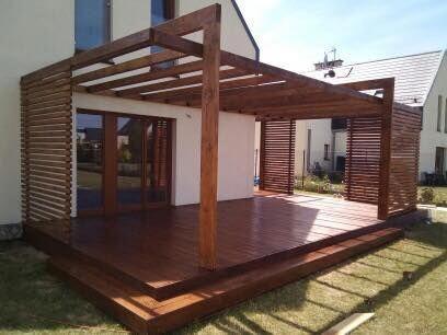 Pergola Attached To Roof Pergolakitsamazon Product Id