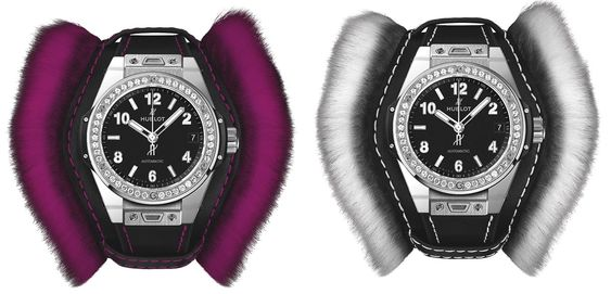 Hublot Big Bang One Click Cuddly Cuff