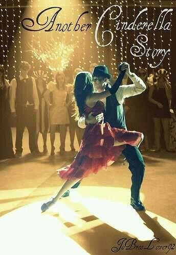Drew Seeley (Joey) and Selena Gomez (Mary) tango dance- Another Cinderella Story