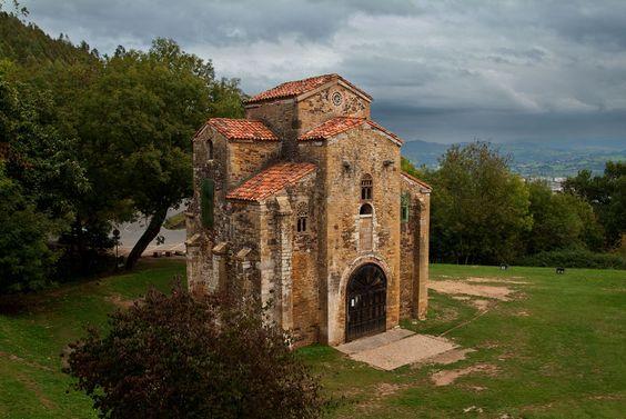 San Miguel de Lillo 01 - Anexo:Patrimonio de la Humanidad en España - Wikipedia, la enciclopedia libre