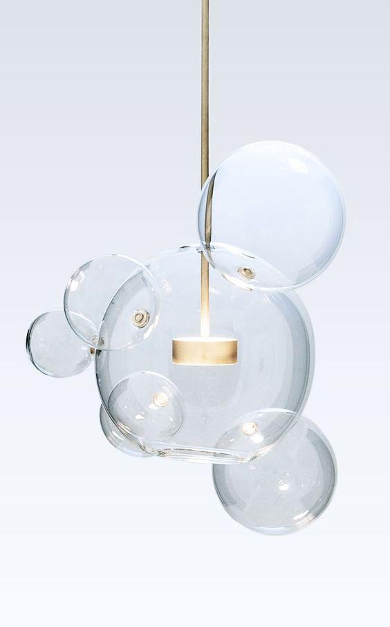 Lamps Lighting And Modern Glass On Pinterest