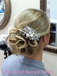 bridal hair wedding hairstyles: Hair Ideas, Updo S Hairstyles, Wedding Ideas, Hairstyle Ideas, Hair Wedding, Wedding Hair Styles, Wedding Hairstyles, Hair Updo S