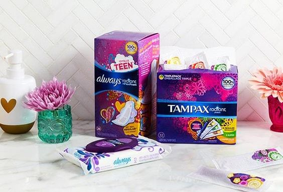 Tampons: Facts, Fiction and Guide for Teens