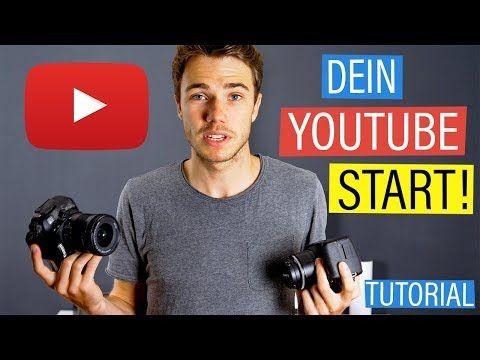 Dein Erstes Youtube Video Die Basics Die Du Wissen Musst Youtube Youtube Videos Youtube Tutorial