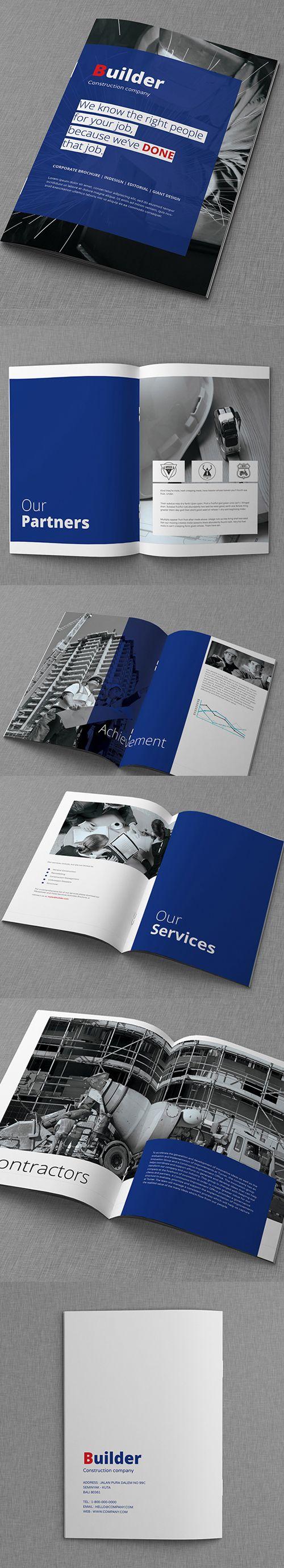 company profile brochure template - brochure template brochures and business brochure on