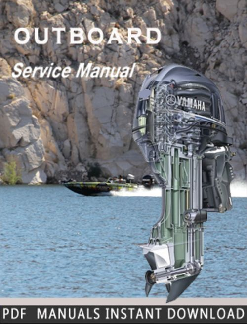 Yamaha Outboard Ek40g Ek40j 2 Stroke Service Repair Manual Service Manuals Club In 2020 Repair Manuals Outboard Repair