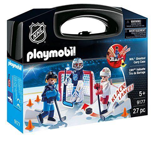 Playmobil Nhl Shootout Carry Case Playmobil Https Www Amazon Ca Dp B06xbr976n Ref Cm Sw R Pi Dp U X Efggbbcktb18s Playmobil Nhl Toys R Us Canada