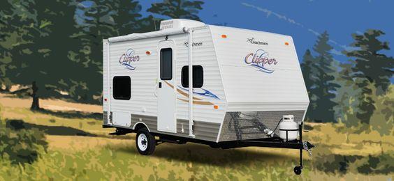 Clipper Travel Trailers - Coachmen RV