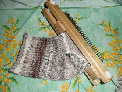 chaussette technique simple talon tricotin g ant tricotin pinterest blog comment et simple. Black Bedroom Furniture Sets. Home Design Ideas