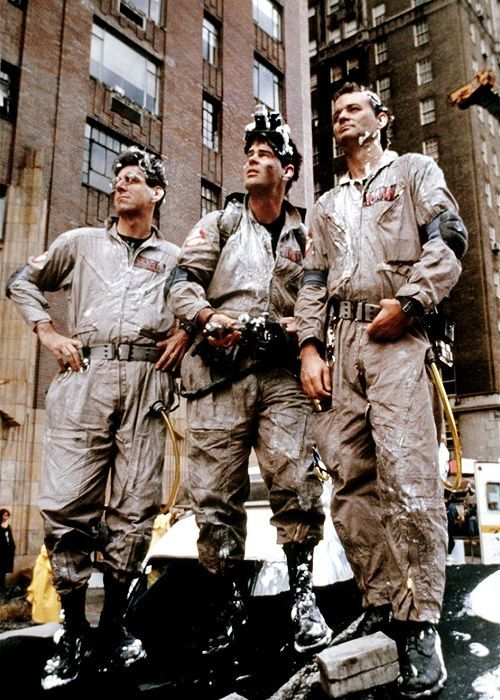 The Ghostbusters 1984 Ghostbusters Ghostbusters Movie Ghost Busters