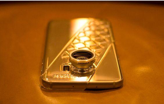 広角レンズ マクロズームレンズ個性的携帯カバー