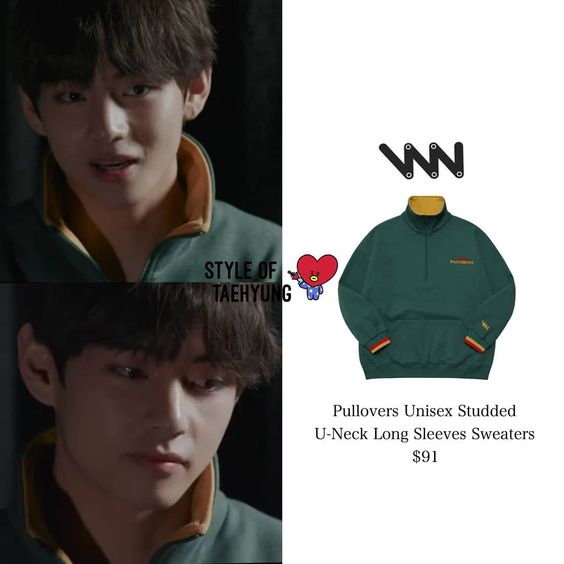 STYLE OF TAEHYUNG 🐯 on Instagram: "
