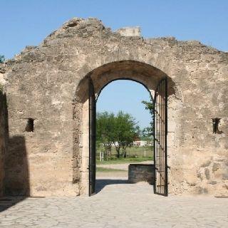 Mission San Bernardo, Guerrero Coahuila Mexico