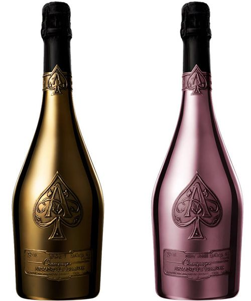 8 Things You Didn T Know About Ace Of Spades Champagne Aka Armand De Brignac Spade Champagne Armand De Brignac Ace Of Spades Rose