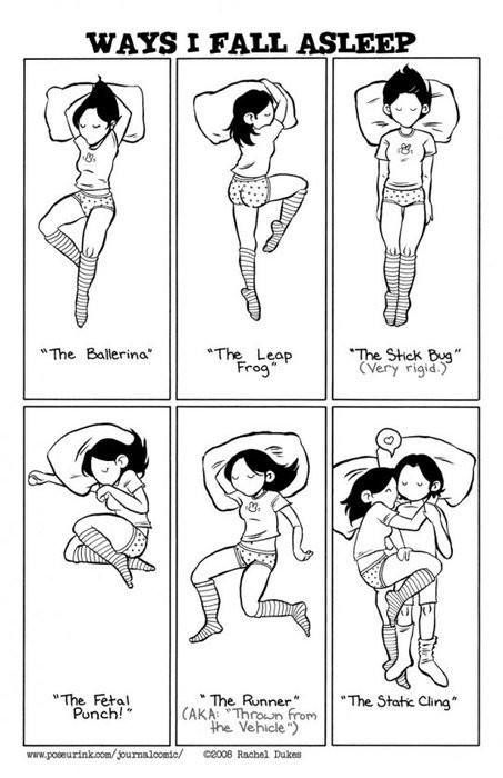 because we dance in our sleep