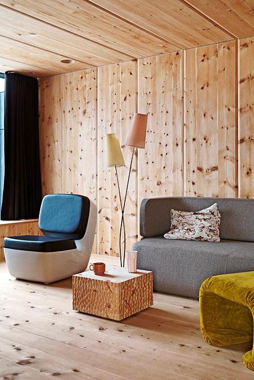 Wohnzimmer In Hellem Holz Bild 4 Wohnen Schoner Wohnen Wohnzimmer Einrichten