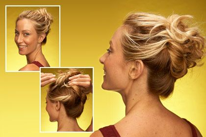 Cutesy name: Swept Away, 17 Hairstyles That Take Less Than 10 Minutes