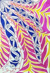 Photo Jun 18, 8 39 20 PM (MunLtStmpr) Tags: zen doodles zentangles