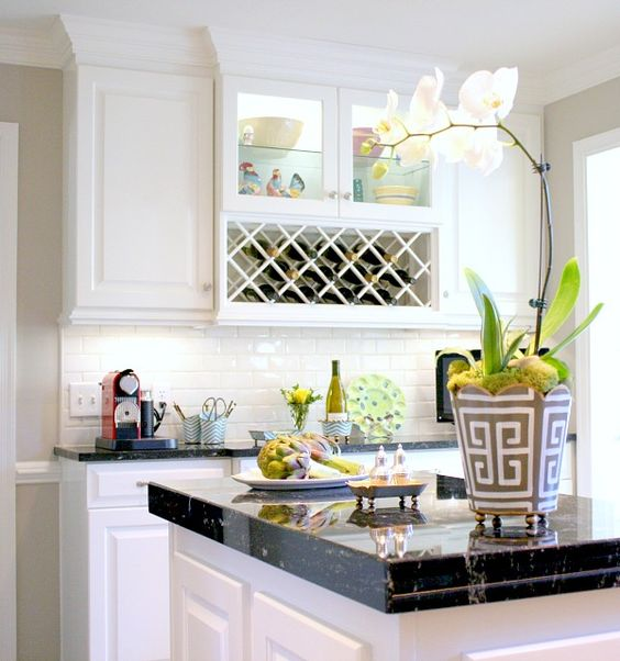 Kitchen Remodel - Home Tours - Bright Bold and Beautiful