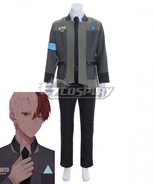 New! Anime My Hero Academia Graniteau cosplay costume
