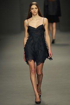 Calvin Klein Collection Fall 2003 Ready-to-Wear Fashion Show - Roos van Bosstraeten, Calvin Klein
