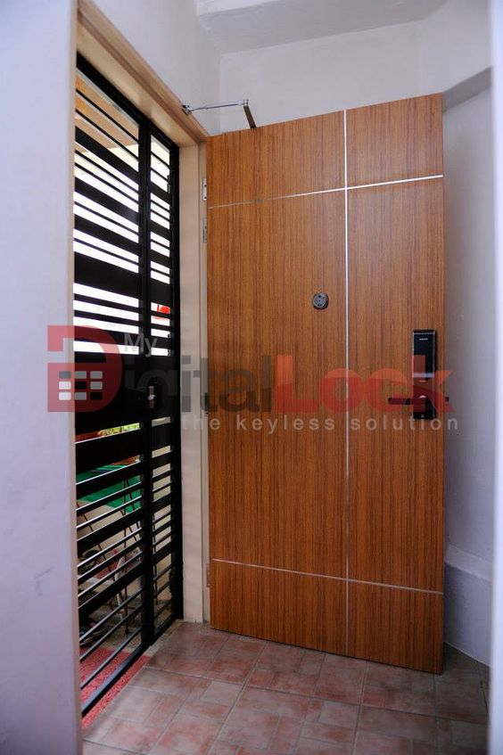 Customize Fire Rated Door Amp Gate With Samsung Shs 5230