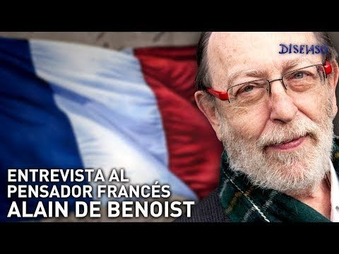 Disenso N 14 Entrevista Al Pensador Frances Alain De Benoist