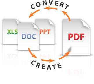Create and convert PDF to Word, Excel, Powerpoint online free  #pdf:
