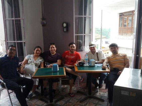 Cafe Lago en Xalapa