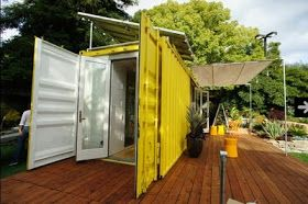 Shipping Container Homes: Sunset Cargotecture Home, very nice ISBU