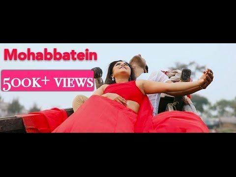 Humko Humise Chura Lo Mohabbatein Debolinaa Nandy Arghya Babi Ft Badal S Cover Song Youtube Cover Songs Songs Yash Raj Films