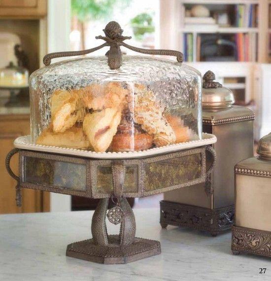 Cake Pedestal, Pedestal And Old World On Pinterest