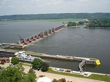 Lock and Dam 14, Bettendorf IA