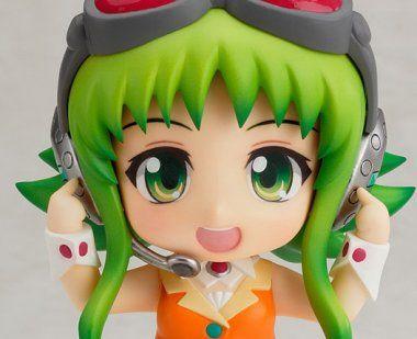 Gumi (Vocaloid 2 - Virtual Vocalist Megpoid) Nendoroid-Actionfigur 10cm GoodSmileCompany