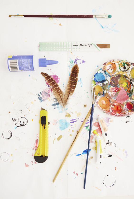 Art is joyful