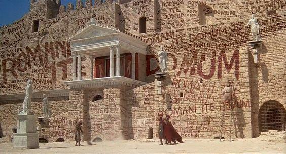 Romani, ite domum
